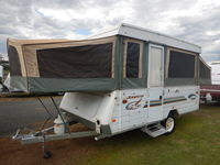 Jayco Campervan - Warragul RV Centre