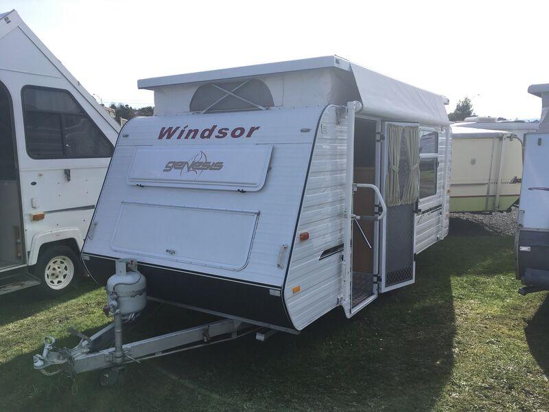 2006 Windsor Pop Top