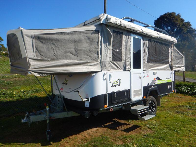 2014 Jayco Outback Swan Camper