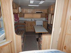 1995 Pedigree Caravan SN 1548