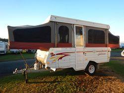 1999 Goldstream Goldwing Camper S/N 1525