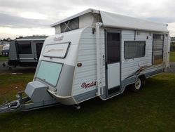 2002 Roadstar Voyager Pop Top S/N 1532