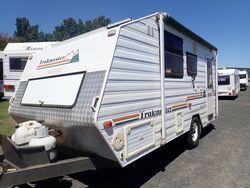 2002 Trakmaster Caravan S/N 1677