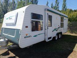 2005 Scenic Caravan S/N 1674