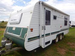 2006 Golden Eagle Caravan S/N 1651
