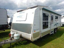 2006 Scenic Vega Caravan S/N 1668