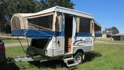 2007 Jayco Finch Camper