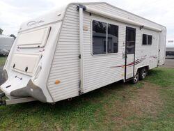 2008 Coromal Princeton Caravan S/N 1679