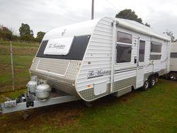2010 Crusader Caravan SN 1603