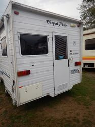 2010 Royal Flair Micron SN 1556