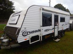 2013 Crusader Excalibur S/N 1642