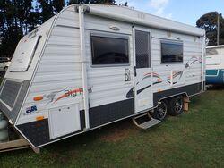 2013 New Age Caravan S/N 1688
