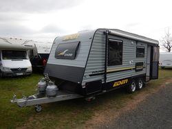 2014 Eden Explorer Caravan S/N 1537