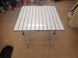Aluminium Camping Table