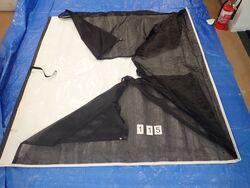 Camper Bed End Fly - Pair S/N 115