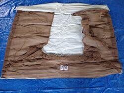 Camper Bed End Fly - Single S/N 76