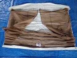 Camper Bed End Fly - Single S/N 78