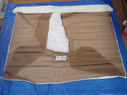 Camper Bed End Flys - Pair S/N 128