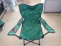 Camping Chair - Green